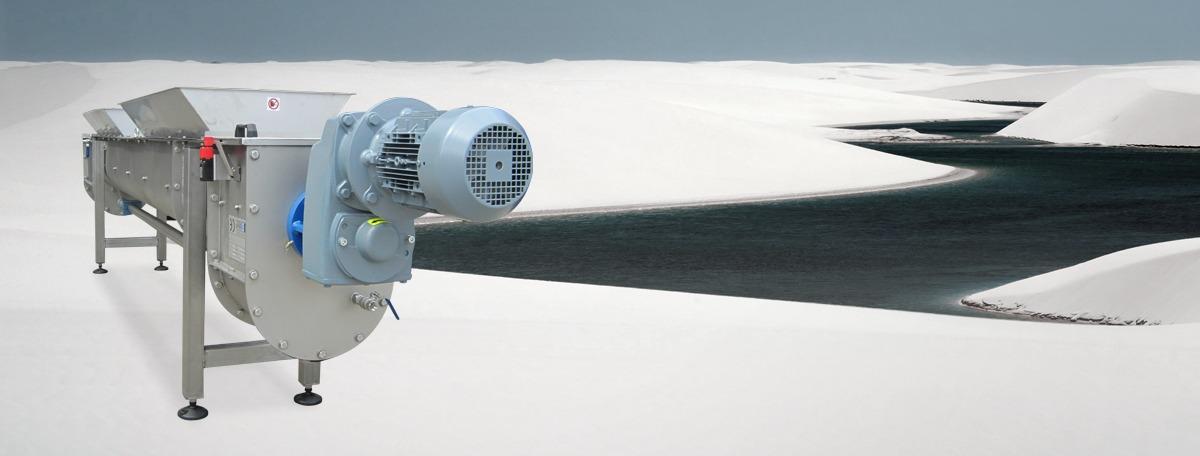 CSA Screw Conveyor